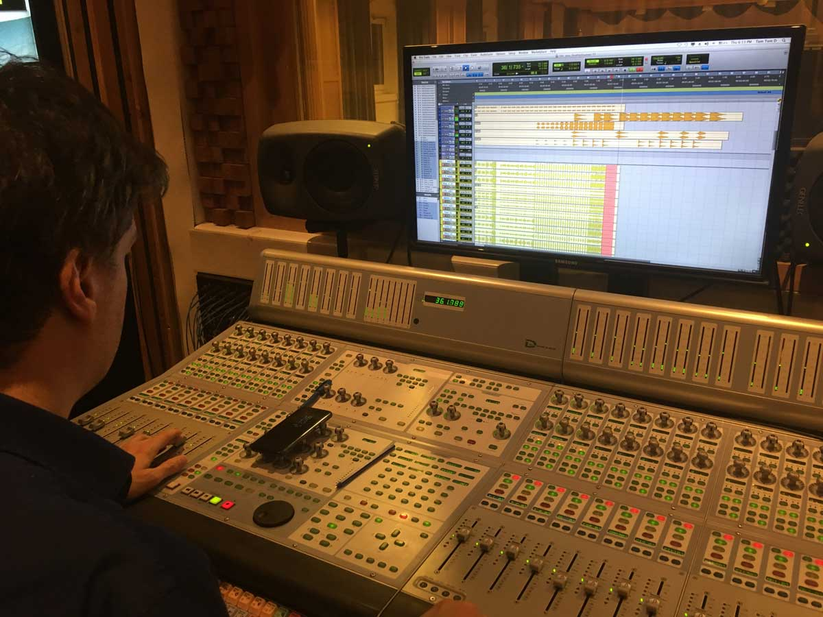 Recording Engineer Pro Tools